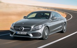 Daimler AG: Door-outer Mercedes-Benz C-class Coupé