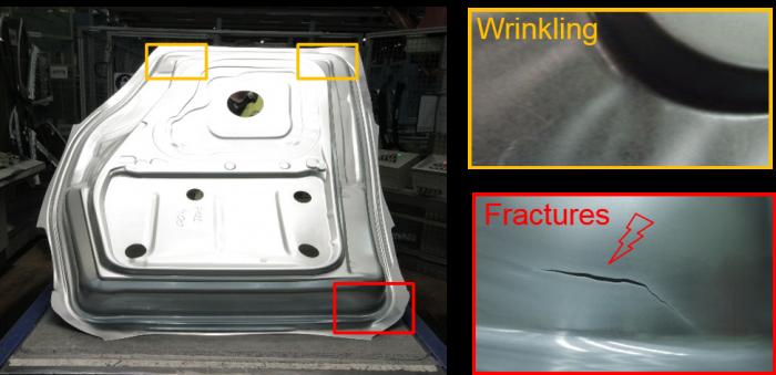 Door-inner problem areas
